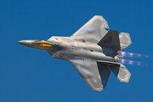 300px-Lockheed Martin F-22A Raptor JSOH