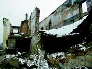 Destroyed Sultan Razia school