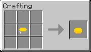 Crafting Cheese Block