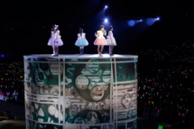 Momoclo Hai to Diamond Perf