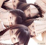 Momoiro Clover Z - 5th Dimension (Regular Edition, KICS-1899) cover