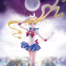 Sailor Moon Tribute Cover Analog
