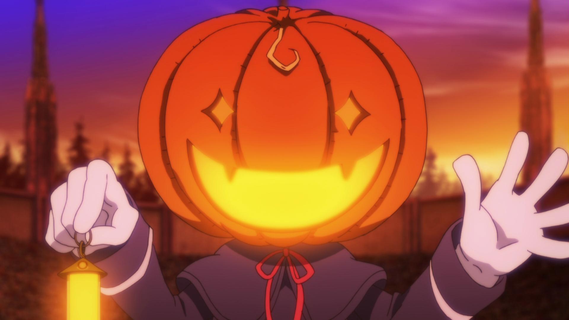 jack o lantern mondaiji tachi ga isekai kara kuru sō desu yo