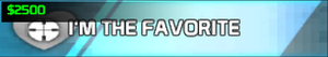I'm The Favorite