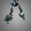 BLITZ KARL LEGS