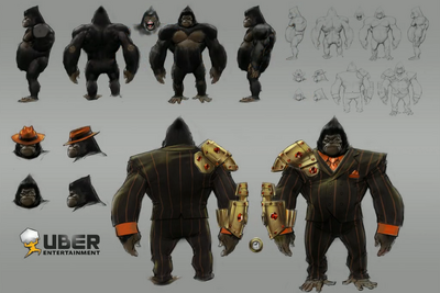 Cheston Concept Art