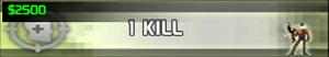 1 Kill Protag