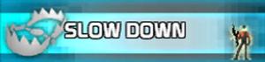 Slowdown-protag