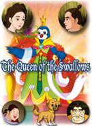 Mondo TV - The Queen of the Swallows - English DVD Cover