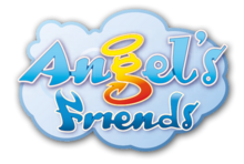 Angels' Friends - Transparent TV Logo
