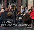 El sr. Monk y el hombre que disparó a Papá Noel