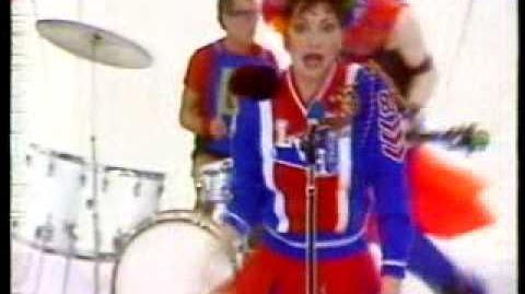 Toni Basil Show Mickey