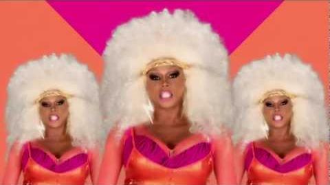 """Peanut Butter"" by RuPaul featuring Big Freedia"