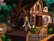 Blondebeard's Chicken Shoppe(outside)