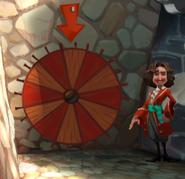 Dealer wheel