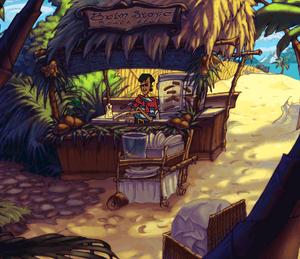 Cabana Boy