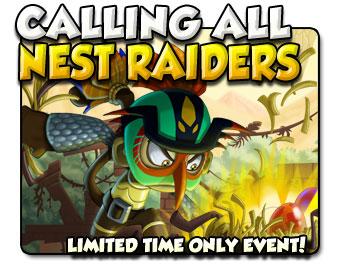 Nest Raiders