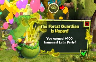 Banana Beast Reward
