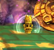 Temple Artifact