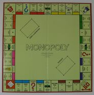 Monopoly leeds limited board