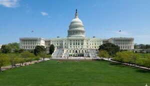 US Congress at Capitol Hill