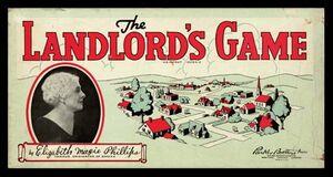 Landlords Game 1939