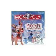 Monopoly Rudolph Reindeer box Canada