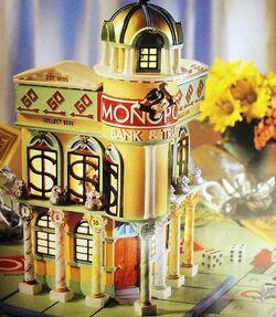 Monopoly Bank Building