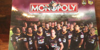 Brisbane Broncos WOW Charity Edition