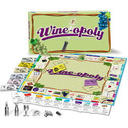 Monopoly Wine-opoly