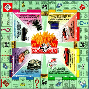 Mcdonalds-monopoly