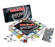 Ultimate monopoly 007 game