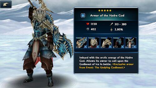 HydraArmor