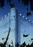 Fortress battles Moo