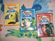 Monster Rancher Card Game
