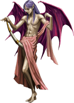Incubus | Monster Wiki...