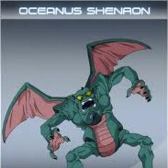 Oceanus  true form