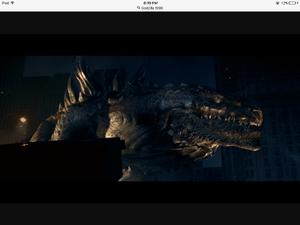 The American Godzilla