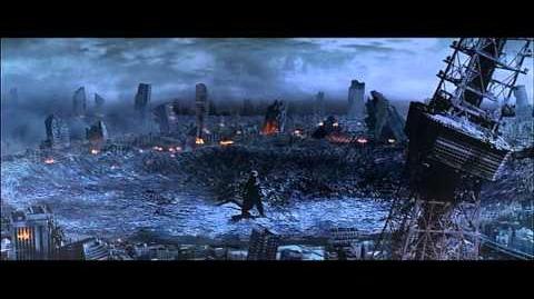 Godzilla Final Wars - Godzilla vs. Monster X