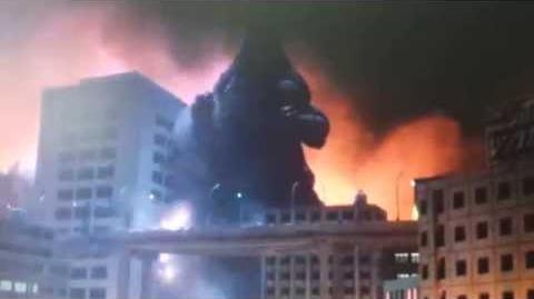 Godzilla vs. Mothra - Mothra vs. Battra