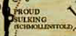 Proud Sulking