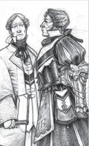 Lesquin colonel & captain