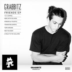 Grabbitz - Friends EP