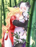 Huggles snuggles by tigerartist98-daw1p0e