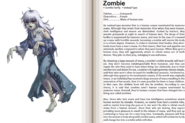 Zombie book profile