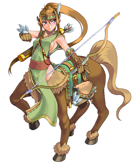 Centaur Monster Girl Encyclopedia Wiki Fandom Powered