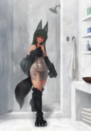 Anubis Shower