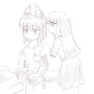 Monster-anubis-daughter-friend