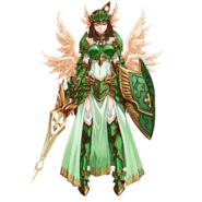 Valkyrie Green