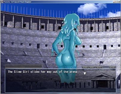 001 SlimeGirl away